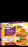 Galettes gourmandes légumes du soleil et céréales surgelées Tipiak