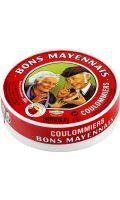 Coulommiers au lait pasteurisé Bons Mayennais