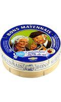 Camembert réduit en sel Bons Mayennais