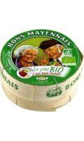 Camembert bio au lait entier Bons Mayennais