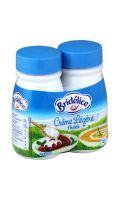 Crème légère fluide 12% MG Bridélice