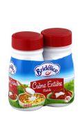 Crème liquide fluide 30% MG Bridélice