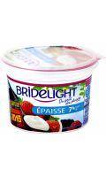Crème fraîche légère épaisse 7% MG Bridélight