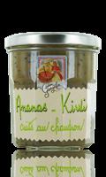 Confiture ananas kiwi cuits au chaudron Georgelin