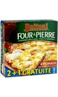 Pizzas 4 fromages Buitoni