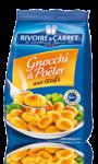 Gnocchi à poêler aux oeufs Rivoire & Carret