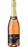 Cocktail sans alcool Royal Rosé Pamplemousse D'Artigny