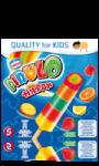 Glaces aux jus de fruits Pirulo Happy Nestlé