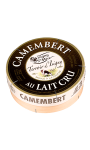 Camembert au lait cru Isigny Ste Mère