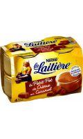 Crèmes dessert caramel La Laitière
