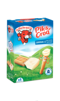 Fromage gressins nature La Vache qui rit