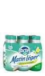 Lactel Matin Léger Ecrémé – 6x50cl