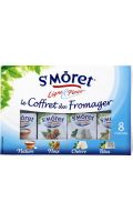 Fromages assortiment 4 saveurs St Môret