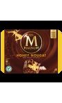 Magnum Batonnet Glace Miel Nougat x4 440ml