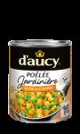 Poêlée Jardinière au jus de carottes d'aucy
