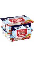 Fromage blanc aux fruits Mamie Nova