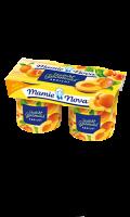 Yaourts abricot Mamie Nova