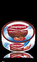 Miettes De Thon Tomate Piment Saupiquet