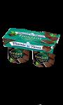 Desserts chocolat menthe Mamie Nova