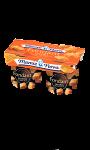 Desserts caramel beurre salé Mamie Nova