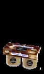Desserts liégeois café chocolat Mamie Nova