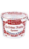 Crème fraîche épaisse Paysan Breton