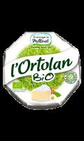 Fromage L'ortolan Bio Paysange