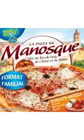 Pizza tomate mozzarella La Pizza de Manosque