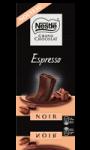 Tablette Espresso Nestlé Grand Chocolat Noir