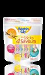 Les sticks 4 saveurs Béghin Say