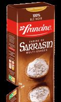 Boîte de Farine au Sarrasin Francine