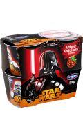 Yaourts fraise Star Wars Danone