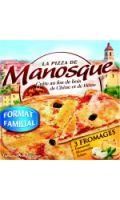 Pizza 3 fromages La Pizza de Manosque
