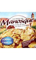 Pizza tartiflette La Pizza de Manosque