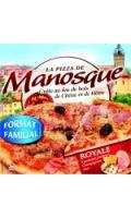 Pizza Royale La Pizza de Manosque