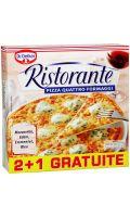 Pizzas 4 Formaggi Ristorante Dr. Oetker