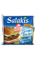 Fromage de brebis fondu/croque & Burger Salakis