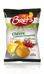Chips saveur chèvre et piment d?Espelette Brets
