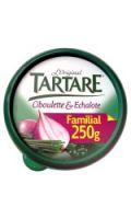 Fromage L'Original ciboulette & échalote Tartare