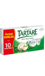 Fromage à tartiner ail/fines herbes Tartare