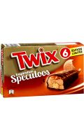 Barres glacées Inspiration Speculoos Twix