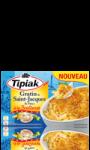 Gratin de Saint Jacques et Pâtes à la Bretonne Tipiak
