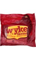 Fromage Cheddar rouge Wykefarms