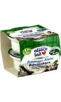 Fromage blanc aux fines herbes Alsace Lait