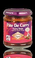 Pâte de Curry doux Patak\'s