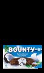 Barres glacées noix de coco Bounty