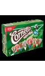 Cornetto Mini Cornet Glace Vanille Fraise Coco Noisette x8 480ml