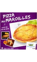 Pizza au Maroilles Defroidmont