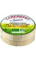 Camembert bio Le Montsûrais