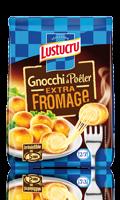 Gnocchi à poêler extra fromage Lustucru